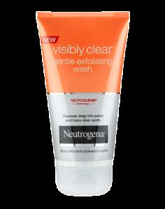 Review: esfoliante Visibly Clear, da Neutrogena