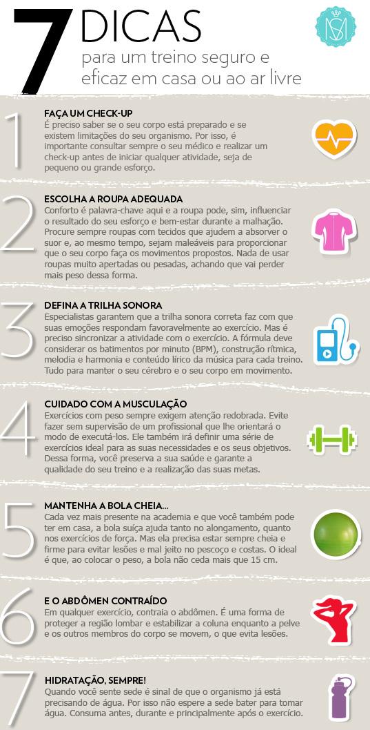Fonte: Priscila Gonçalves (fisioterapeuta) e Dr. Costas Karageorghis (especialista global em música para exercício físico e esporte).