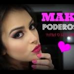 Maquiagem especial para o Dia dos Namorados por Mari Saad