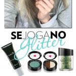 Tutorial Fácil e Rápido – Maquiagem colorida com glitter