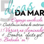 #MariSaadPor30Dias com 5 dicas de Maquiagem + Recebidos Eudora