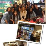 Encontrinho em SP na The Beauty Box + Lançamento do perfume Good Girl
