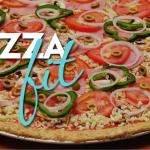 #ReceitaDoDia – Pizza Fit com massa de tapioca e óleo de coco