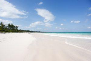 Pink Sand Beach Harbour Island, Bahamas, Eleuthera