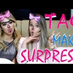 TAG Make Surpresa com Mila Cabral
