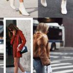 Alerta de moda: bota branca