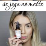 PELE MATTE PARA DURAR MUITO por MARIANA SAAD