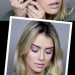 Maquiagem Pop: colorida, divertida e cintilante