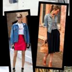 Coringa: jaqueta jeans