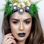 O dia em que eu virei sereia: Make Sereia Carnaval 2018