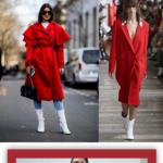 Look da Mari: Trench coat vermelho