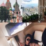 Diário de Viagem: Mari em Moscou