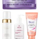 Limpeza Profunda: novidades para remover a maquiagem
