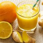 Dica da nutri: Chá Gelado de Laranja com Especiarias Termogênicas